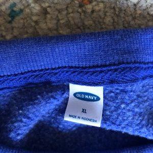 Crew-neck sweatshirt